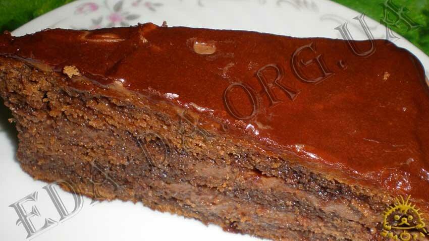 Торты торт пражский торты рецепты с