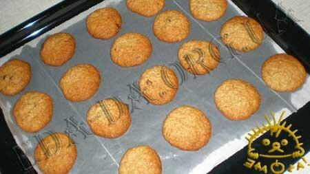 Кулинарные рецепты блюд с фото - Овсяное печенье, Фото 10