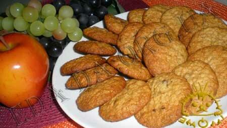 Кулинарные рецепты блюд с фото - Овсяное печенье, Фото 11