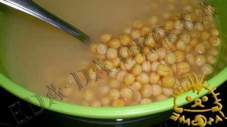 Кулинарные рецепты блюд с фото - Постный гороховый суп, Фото 1