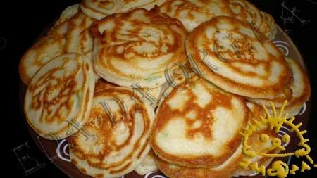 Кулинарные рецепты блюд с фото - Закусочные оладьи с семгой, Фото 10