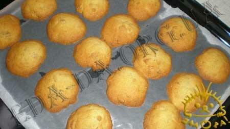 Кулинарные рецепты блюд с фото - Печенье Ванильное с орехами, Фото 8