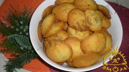 Кулинарные рецепты блюд с фото - Печенье Ванильное с орехами, Фото 11