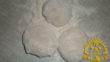 Кулинарный мастер класс - Пирожки на кефире, шаг 10