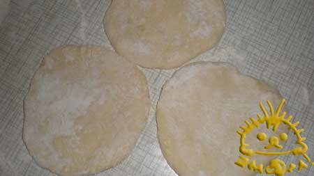 Кулинарный мастер класс - Пирожки на кефире, шаг 11
