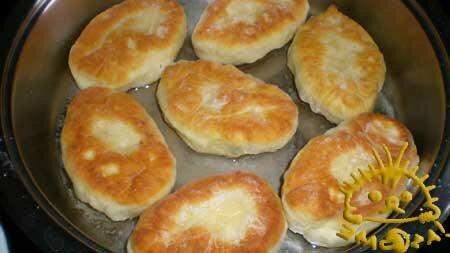 Кулинарный мастер класс - Пирожки на кефире, шаг 14