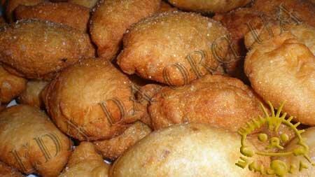 Кулинарные рецепты блюд с фото - Жареные пирожки с ливером. Нажать для увеличения.