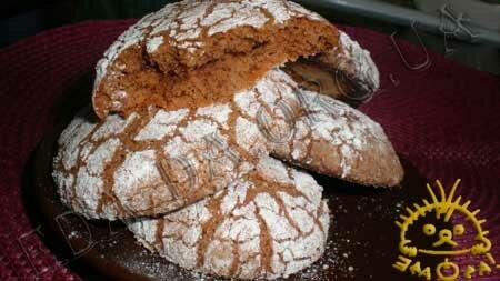 Кулинарные рецепты блюд с фото - Шоколадные пряники, Фото 12