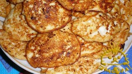 Кулинарный мастер класс - Куриные оладьи, шаг 9