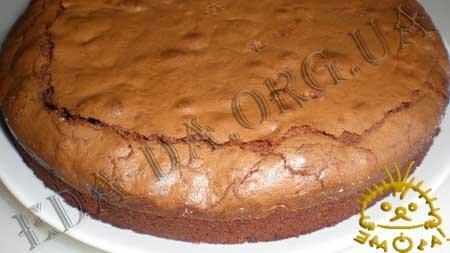 Кулинарные рецепты блюд с фото - Пирожное Брауниз, пошаговое фото 14