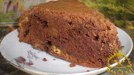 Кулинарные рецепты блюд с фото - Пирожное Брауниз. Нажать для увеличения.