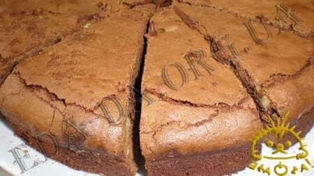 Кулинарные рецепты блюд с фото - Пирожное Брауниз, пошаговое фото 15