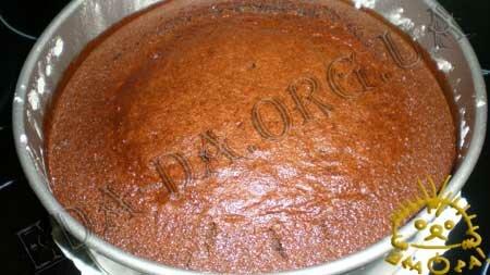 Кулинарные рецепты блюд с фото - Апельсиновый торт с лимонным кремом, Фото 7