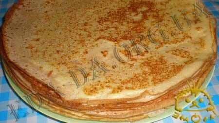 Кулинарные рецепты блюд с фото - Блины с яблочной начинкой, пошаговое фото 7