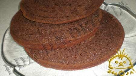 Кулинарные рецепты блюд с фото - Апельсиновый торт с лимонным кремом, Фото 15