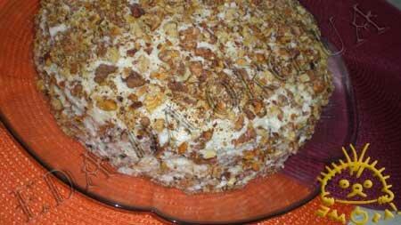 Кулинарные рецепты блюд с фото - Апельсиновый торт с лимонным кремом, Фото 19