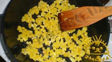 Кулинарные рецепты блюд с фото - Постное овощное рагу с белой фасолью, пошаговое фото 2