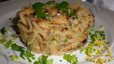 Кулинарные рецепты блюд с фото - Постное овощное рагу с белой фасолью. Нажать для увеличения.