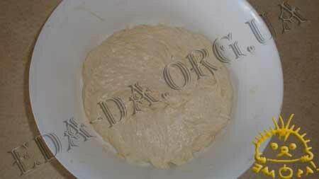 Кулинарные рецепты блюд с фото - Постный пирог с вареньем и грецкими орехами, пошаговое фото 7