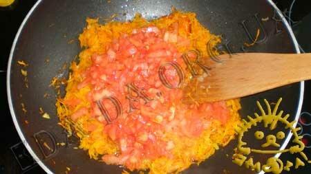 Кулинарные рецепты блюд с фото - Плов с сушеными белыми грибами, пошаговое фото 6