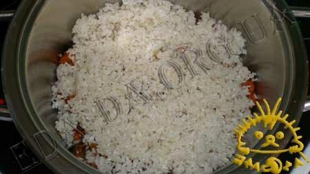 Кулинарные рецепты блюд с фото - Плов с сушеными белыми грибами, пошаговое фото 11