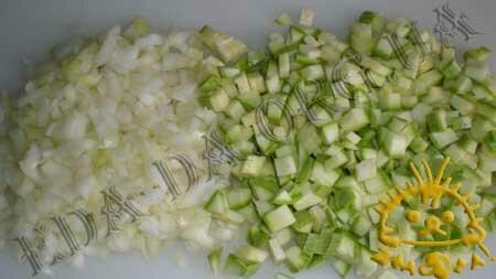Кулинарный мастер класс - Мясная запеканка под майонезно-сырной корочкой, шаг 1