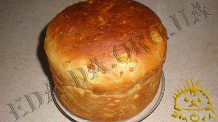 Кулинарные рецепты блюд с фото - Кулич Миндальный, пошаговое фото 18