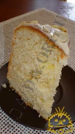 Кулинарные рецепты блюд с фото - Кулич Миндальный, пошаговое фото 20