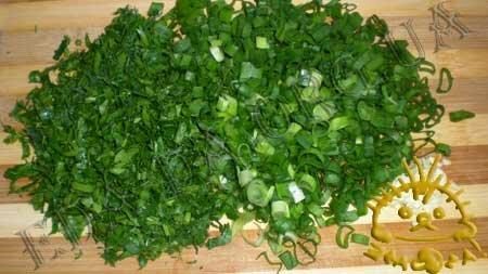 Кулинарные рецепты блюд с фото - Зеленый борщ со щавелем, пошаговое фото 9