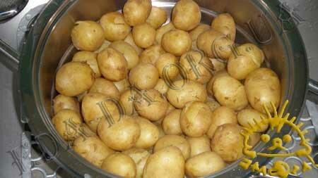 Кулинарный мастер класс - Молодой картофель, жареный с медом, шаг 0