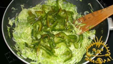 Кулинарные рецепты блюд с фото - Кабачковая икра, пошаговое фото 4