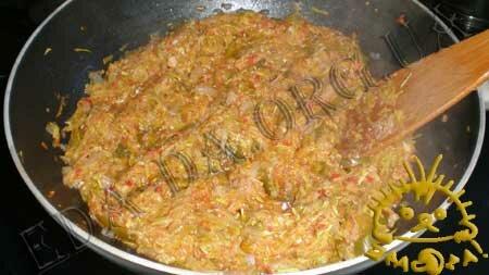 Кулинарные рецепты блюд с фото - Кабачковая икра, пошаговое фото 6