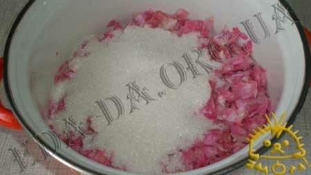 Кулинарные рецепты с фото - Варенье из чайной розы, шаг 3