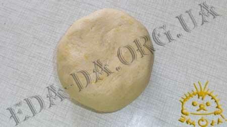 Кулинарные рецепты блюд с фото - Новогоднее песочное печенье, пошаговое фото 4
