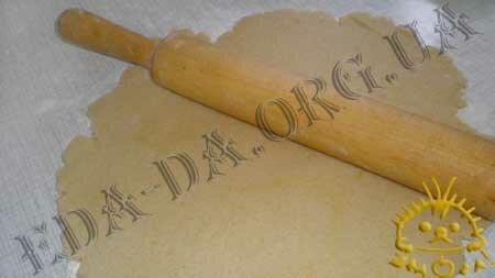 Кулинарные рецепты блюд с фото - Новогоднее песочное печенье, пошаговое фото 6