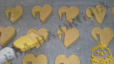 Кулинарные рецепты блюд с фото - Песочное печенье, пошаговое фото 9