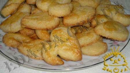 Кулинарные рецепты блюд с фото - Песочное печенье, пошаговое фото 10