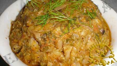 Кулинарный мастер класс - Кабачковая икра с грибами, шаг 10