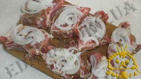 Кулинарные рецепты блюд с фото - Свинина с овощами и сыром, запеченная в рукаве для запекания, пошаговое фото 5