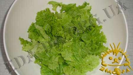 Кулинарные рецепты с фото - Салат с рукколой и грудинкой, Фото 0