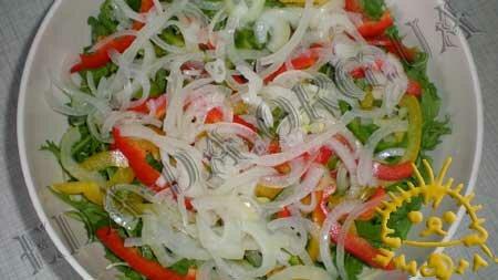 Кулинарные рецепты с фото - Салат с рукколой и грудинкой, Фото 4