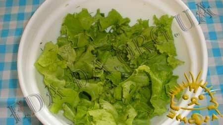 Кулинарные рецепты блюд с фото - Салат с авокадо, пошаговое фото 4