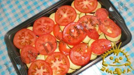 Кулинарные рецепты блюд с фото - Овощная запеканка, пошаговое фото 6