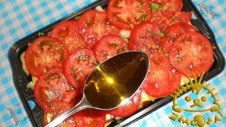 Кулинарные рецепты блюд с фото - Овощная запеканка, пошаговое фото 11