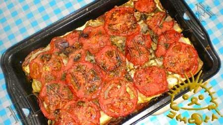 Кулинарные рецепты блюд с фото - Овощная запеканка, пошаговое фото 12