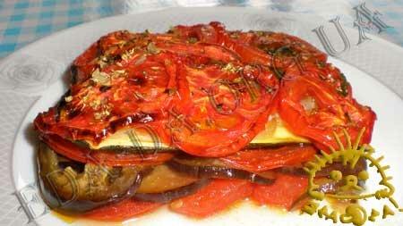 Кулинарные рецепты блюд с фото - Овощная запеканка, пошаговое фото 13