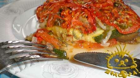 Кулинарные рецепты блюд с фото - Овощная запеканка. Нажать для увеличения.