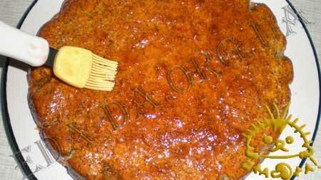 Кулинарный мастер класс - Морковно-миндальный пирог с маком, шаг 17