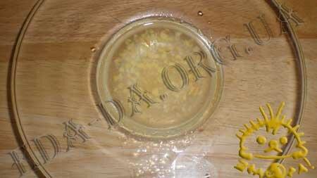 Кулинарные рецепты блюд с фото - Цветная капуста, запеченная в духовке, с сухариками и лимонным соусом, пошаговое фото 11.