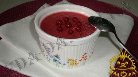 Кулинарные рецепты блюд с фото - Кисель. Нажать для увеличения.